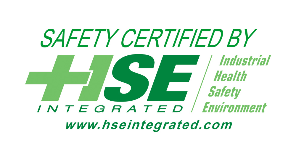 Safety Certified Logo 2015