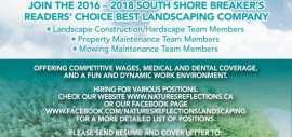 Join Our 2019 Team